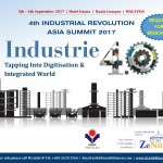 Industrie 4.0: 4th Industrial Revolution Asia Summit 2017