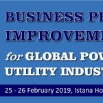 BUSINESS PROCESS IMPROVEMENT PLUS 25 – 26 February 2019