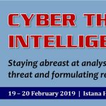 CYBER THREAT INTELLIGENCE 19 – 20 February 2019