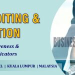 FORENSIC AUDITING & FRAUD DETECTION  28 – 29  JANUARY 2019